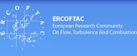 Logo of European Research Community on Flow, Turbulence and Combustion